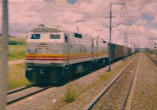 Locomotoras Electricas