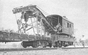 NdeM Steam Crane